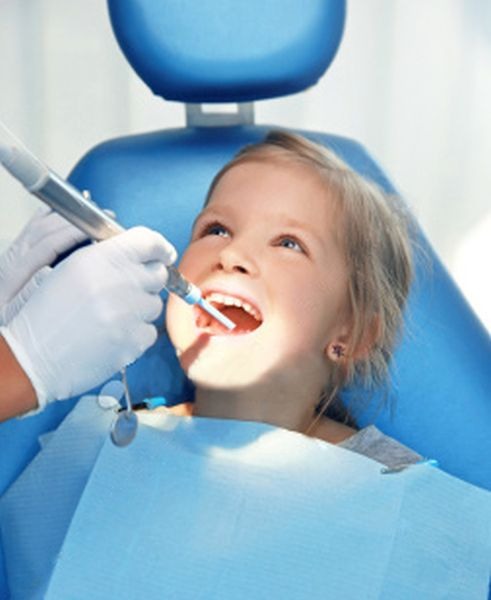 Kids and the dentist (III)